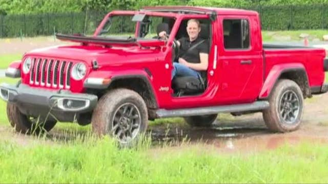 Jeep seeing huge demand for new Gladiator pickup truck
