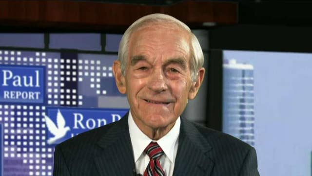 Ron Paul on tariffs: The penalty is put on the American consumer