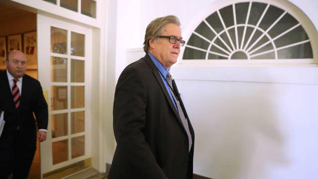 Steve Bannon: Biden has to prove he's not compromised by the Chinese Communist Party