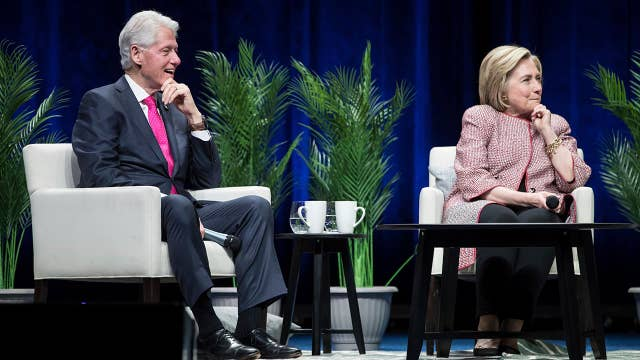 Hillary Clinton says the 2016 election was 'stolen' from her