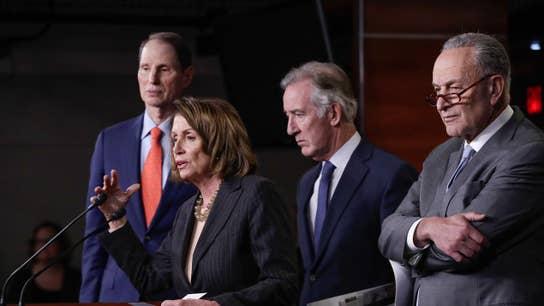 Democrats flip flop on same immigration plan Trump wants