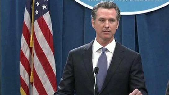 California Gov. Newsom calls for more taxes despite surplus