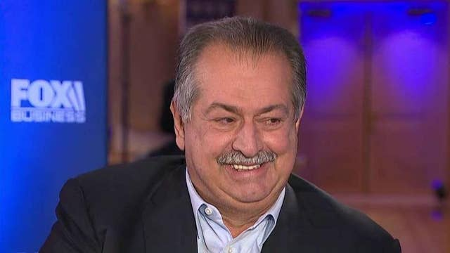 Former Dow Chemical CEO Andrew Liveris: I want to help Saudi Arabia become a 21st century economy