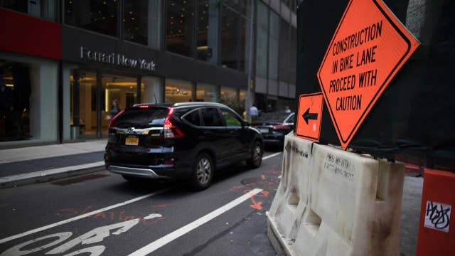 Impact of the infrastructure push on American jobs