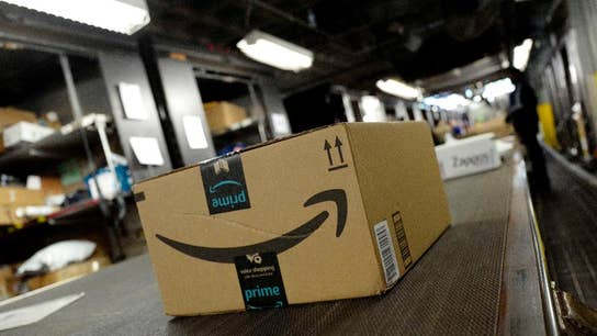 Alexandria Ocasio-Cortez accuses Amazon of paying 'starvation wages'