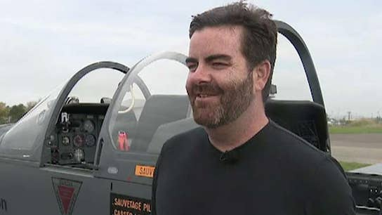 Veteran uses combat experience for small business inspiration