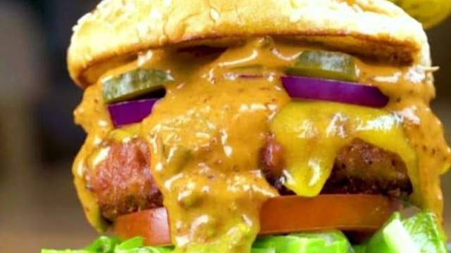 Meatless burger trend embraced by fast food chains