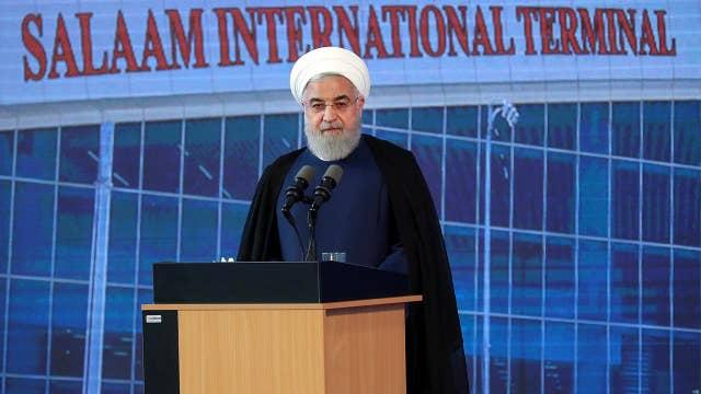 Iran is in a desperate situation: Gen. Jack Keane