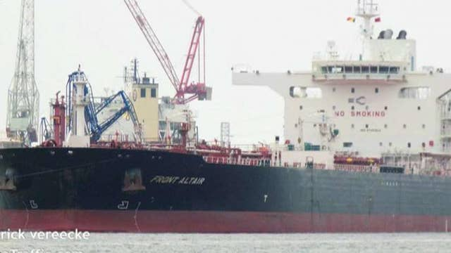 Oil prices surge on reported tanker attacks in Gulf of Oman