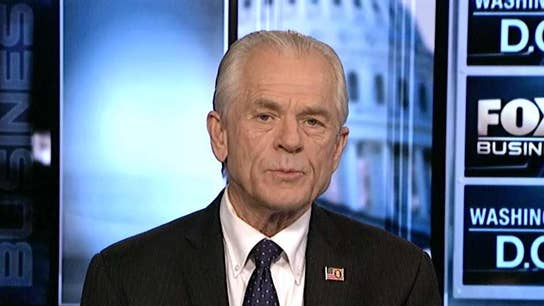 Peter Navarro on China: We either get a great deal or we don't