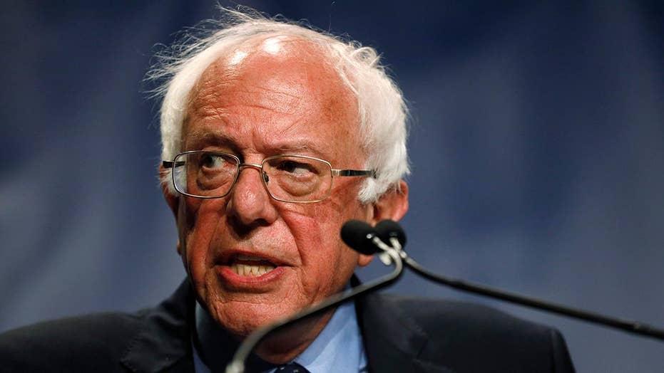 Bernie Sanders: US economy is broken and unfair