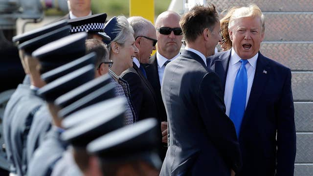 Trump's visit to UK comes at a crucial time: Nile Gardiner