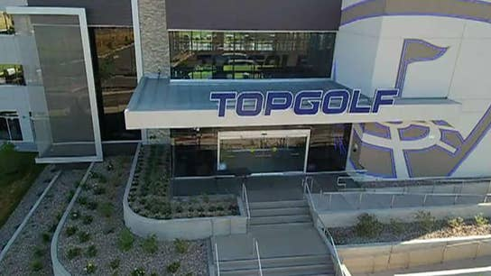 Topgolf's Erik Anderson: Competition will make us better