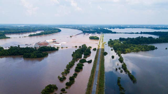 Attorney General Leslie Rutledge on the historic flood damage in Arkansas
