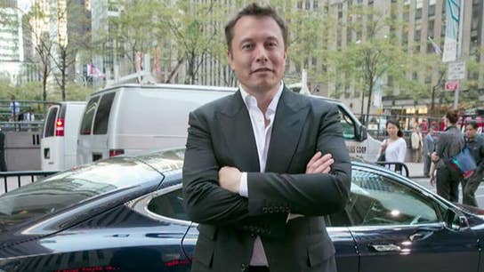 Elon Musk says humanity is facing an 'aging and declining population'