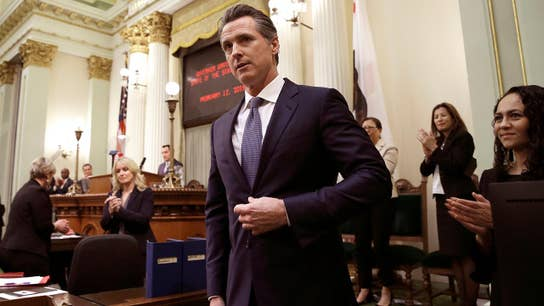 California Governor Gavin Newsom says GOP will be third party due to 'masculinity'