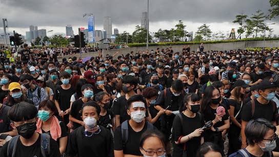 What do the Hong Kong protests mean for US-China relations?