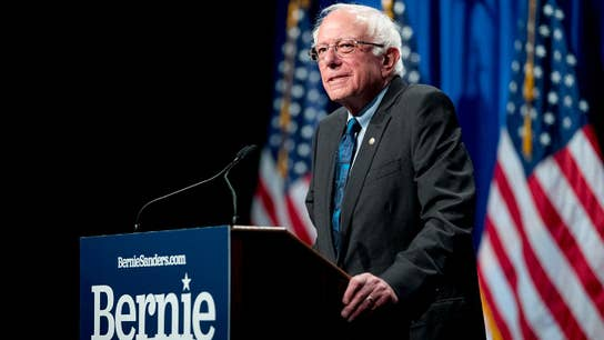 Bernie Sanders' plan to cancel student loan debt by taxing stock transactions