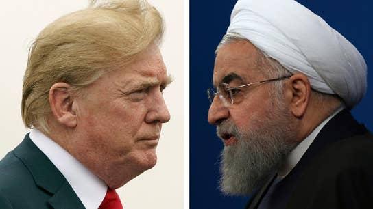 Trump imposes new economic sanctions on Iran