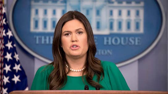 Trump: Sarah Sanders will be leaving the White House at the end of June