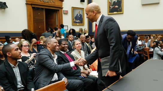 Democrats push for passage of slavery reparations bill
