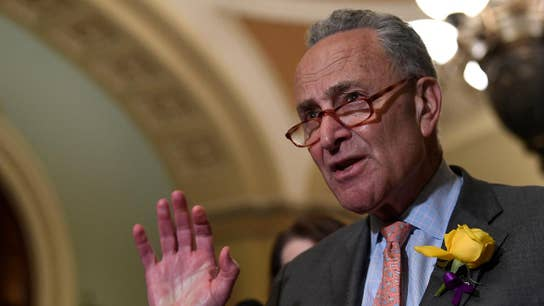 Sen. Chuck Schumer warns about the chemicals in sunscreen