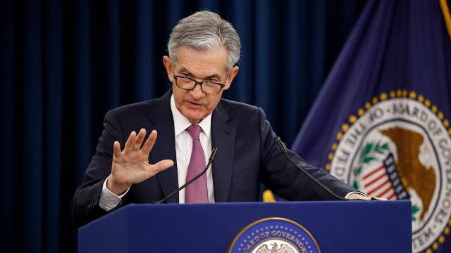 Fed Chair Jerome Powell signals openness to rate cuts