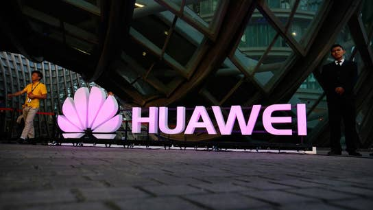 Karl Rove: Huawei is a big issue for the west