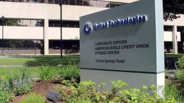United Technologies CEO on Raytheon merger: This will be a powerhouse of a company