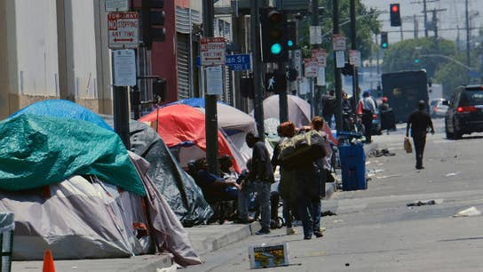 Failed liberal policies have 'encouraged' the homeless problem in California: Attorney