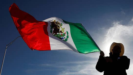 Mexico deploying National Guard to its southern border