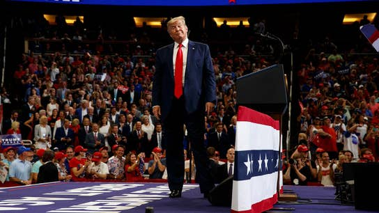What to take away from President Trump's re-election rally in Florida