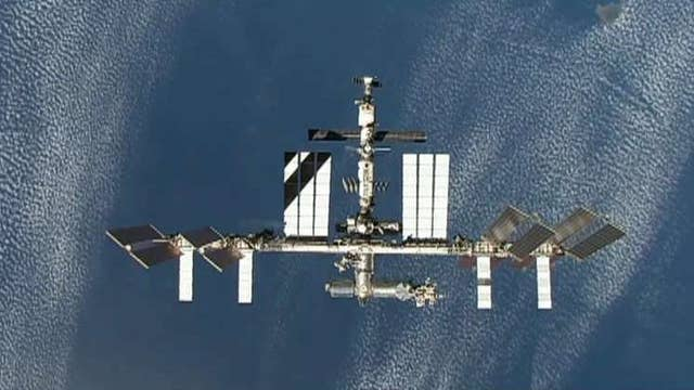The hefty price tag for you to go to the International Space Station