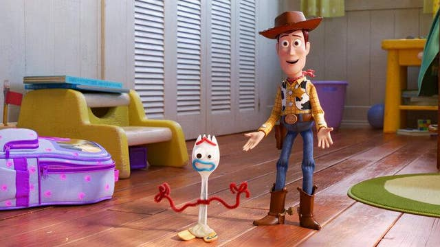 Toy Story 4 tops the box office
