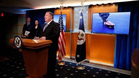 Iran's aggressive behavior proves that Trump's sanctions are working: Danny Ayalon