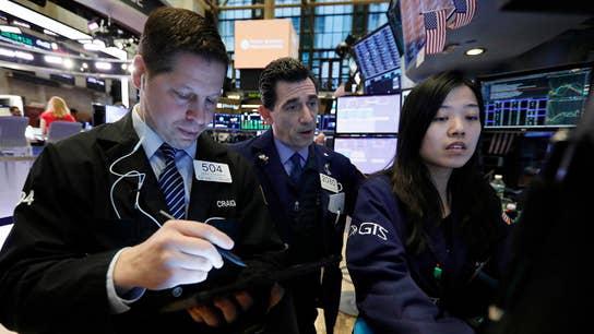 Stocks rise as investors await Fed meeting