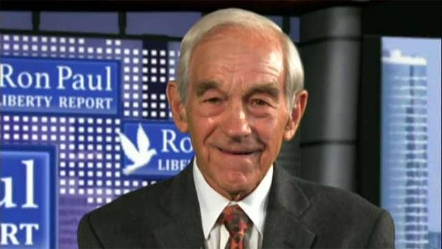 Ron Paul on the impact of Fed policy