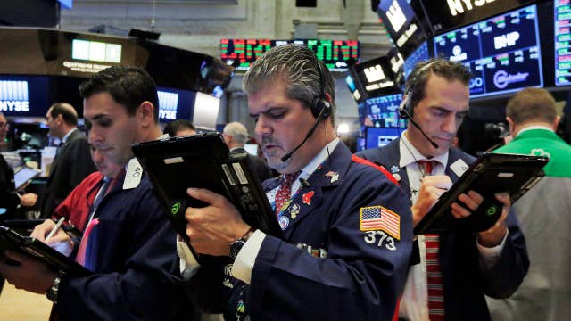What is fueling the market's rebound?