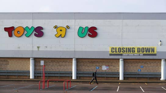 Toys 'R' Us staging a comeback
