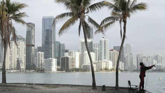 Miami trying to get Chicago financial firms to move south