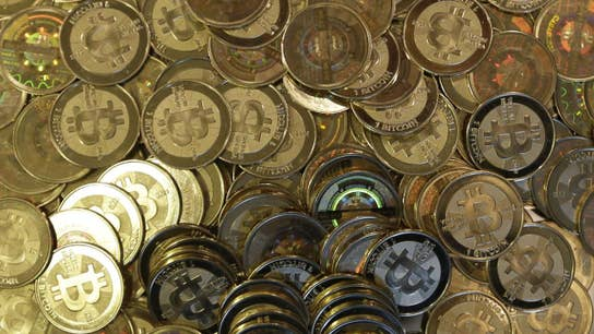 You can't just go out and buy bitcoin: Andrew Left