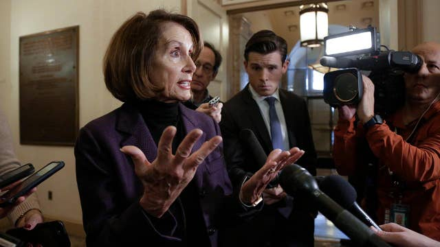 Nancy Pelosi continues to hold off on impeachment