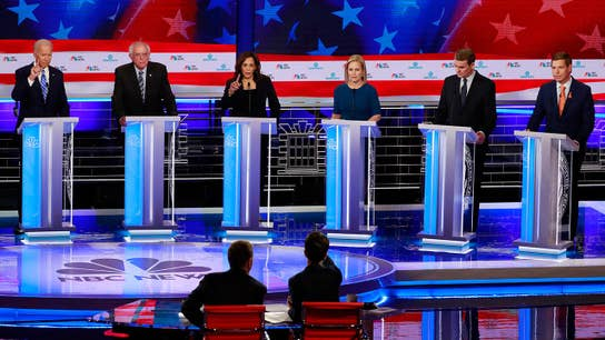 Robert Barnett on Democratic debate: I'm surprised the candidates didn't really attack Trump