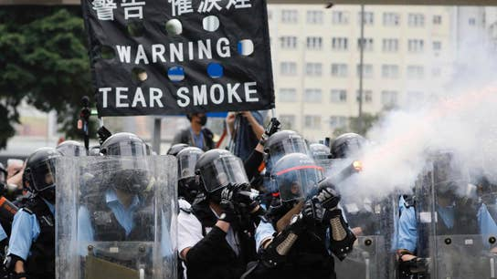 Lt. Col. Danny Davis on how the US should handle the Hong Kong protests