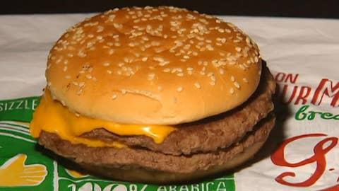 Fresh beef patties bringing in big bucks for McDonald's; Walmart deploys AI at checkout