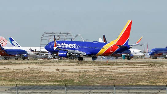 Southwest Airlines cuts Boeing 737 MAX flights through early November