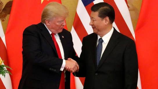 A potential trade deal with China not the end of tensions?