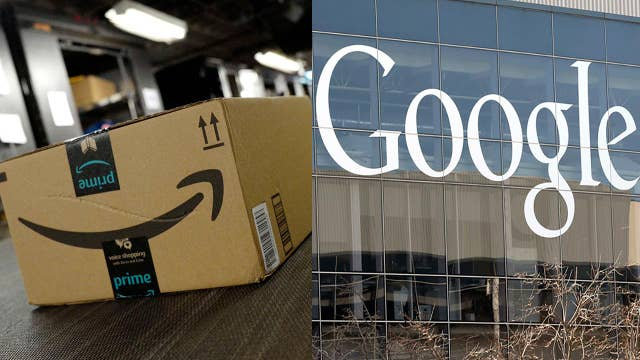 Taking on Amazon, Google: Too many barriers to entry?