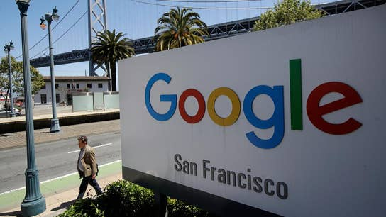 Google under fire after Peter Thiel accuses the tech giant of treason