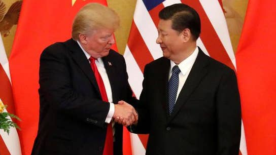Trump administration trade talks with China stalled?